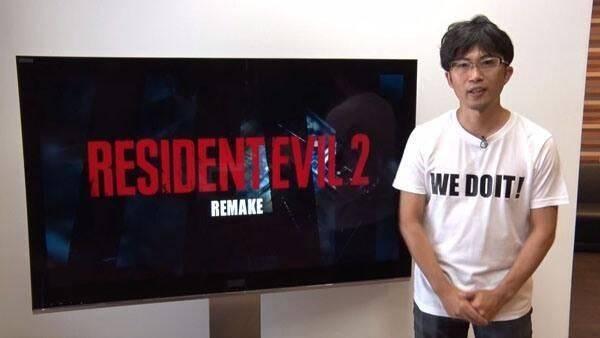 Anunciado de forma oficial el remake de Resident Evil 2
