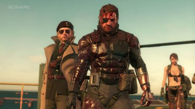 Tráiler de lanzamiento de Metal Gear Solid V: The Phantom Pain