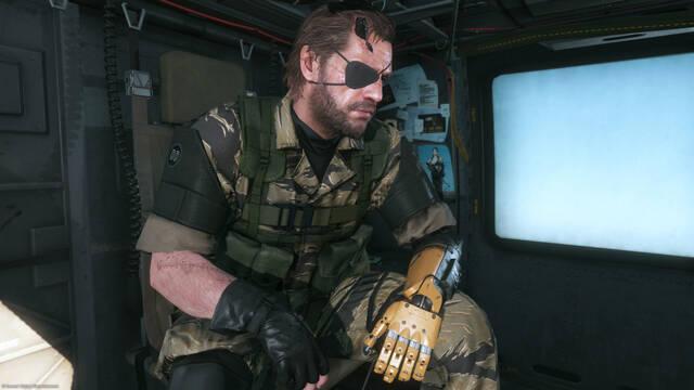 Konami compara las versiones de Metal Gear Solid V: The Phantom Pain