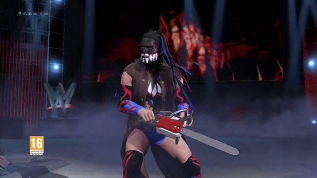 WWE 2K17 se deja ver en un nuevo vídeo y confirma más luchadores