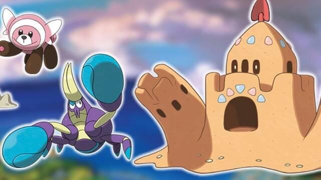 Pokémon Sol y Luna nos presenta nuevos Pokémon
