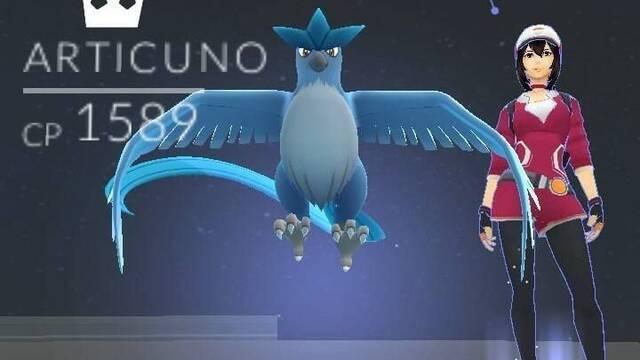 Afirman haber encontrado el primer Pokémon legendario en Pokémon GO