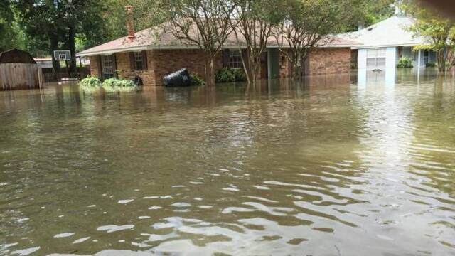 Road Redemption se retrasa por las inundaciones de Louisiana
