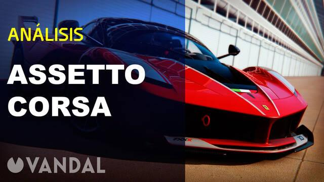 Vandal TV: Videoanálisis de Assetto Corsa