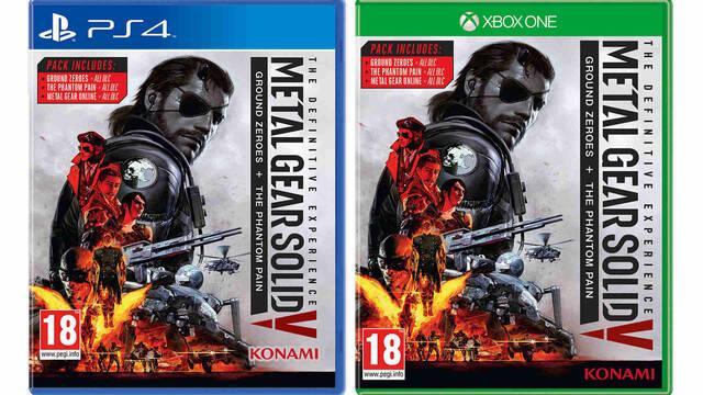 Metal Gear Solid V: The Definitive Experience llegará a Europa el 13 de octubre