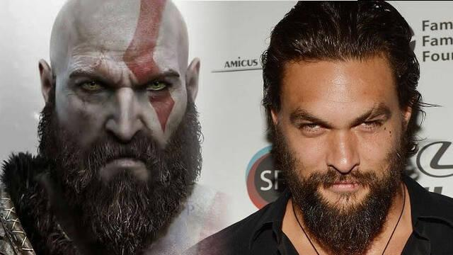Jason Momoa se ofrece para interpretar a Kratos en un film sobre God of War