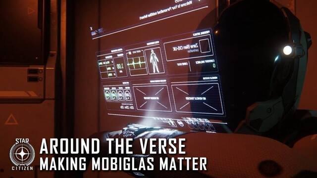 Star Citizen presenta el sistema MobiGlas en un nuevo vídeo