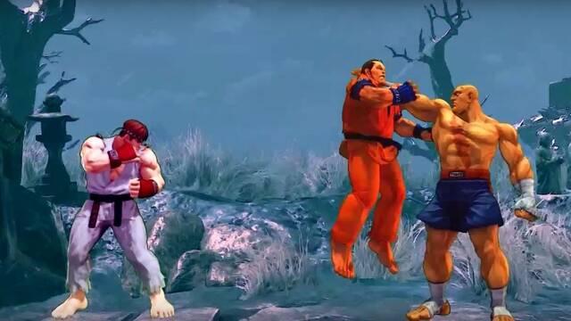 Un aficionado recrea intros especiales para Street Fighter V