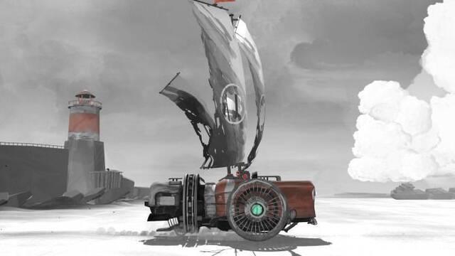 El océano desértico de FAR: Lone Sails se muestra en vídeo