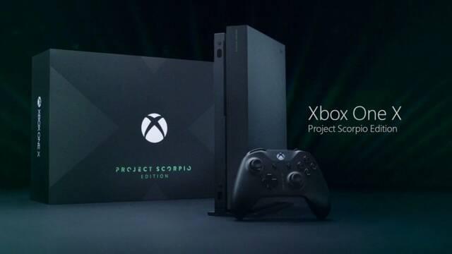 Ya se puede reservar Xbox One X