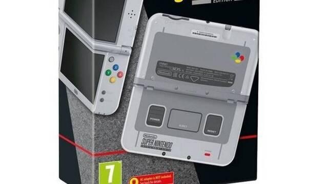 Anunciada la New Nintendo 3DS XL de Super Nintendo