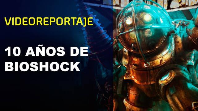 Siete curiosidades indispensables del primer Bioshock