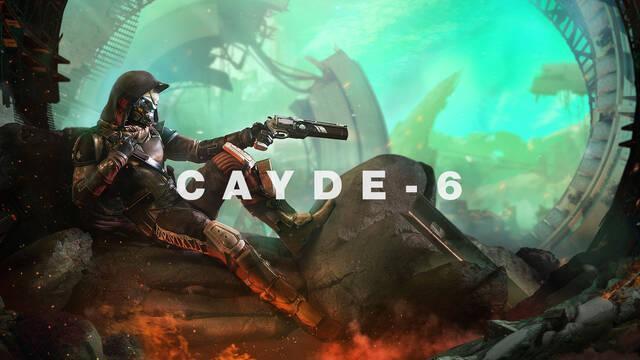 Destiny 2 nos presenta a  Cayde 6 en su nuevo spot