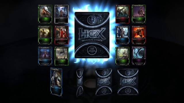 Anunciado HEX: Card Clash para PlayStation 4