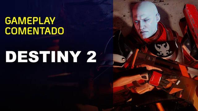Vandal TV: Gameplay comentado de la versión PC de Destiny 2
