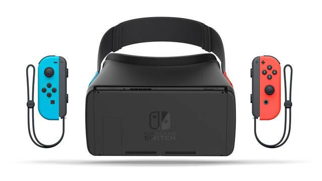 Encuentran referencias a la realidad virtual en Nintendo Switch