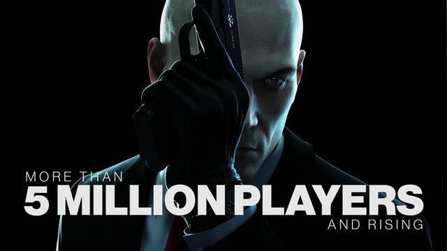 Hitman ha superado ya los 5 millones de jugadores