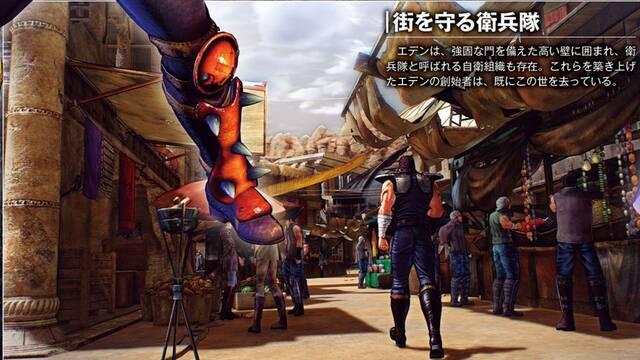 Hokuto Ga Gotoku revela nuevos personajes e imágenes