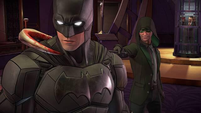 Batman: The Enemy Within presenta su tráiler de lanzamiento