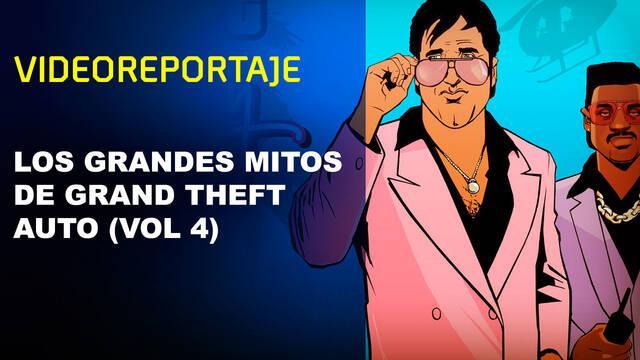 Mitos, leyendas y curiosidades de la saga Grand Theft Auto (Vol. 4)