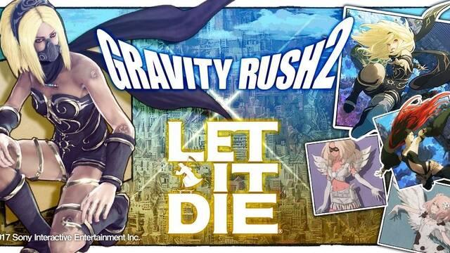 Let it Die presenta su colaboración con Gravity Rush 2