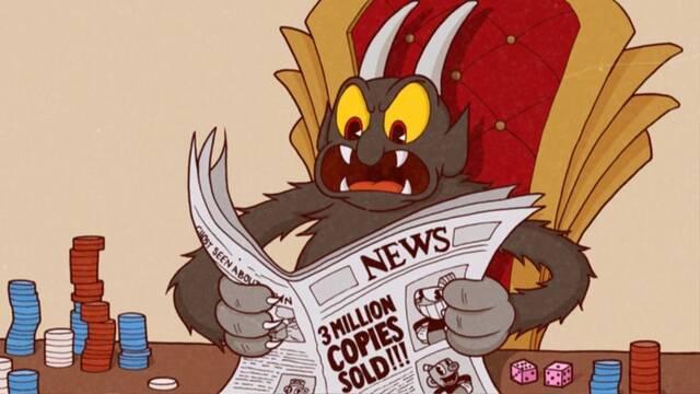 Cuphead celebra los 3 millones de copias vendidas con descuento