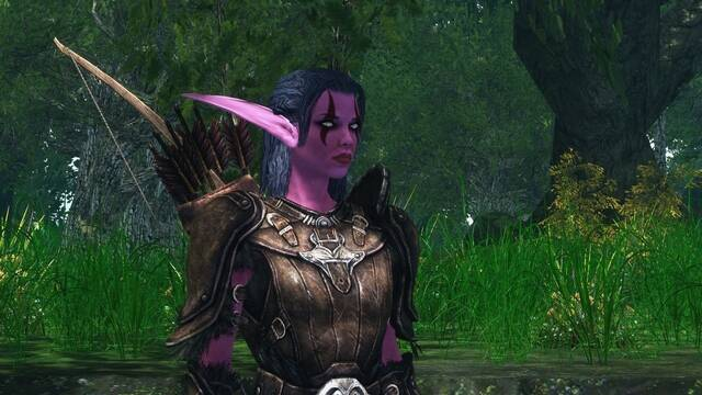 'Battle for Azeroth' de World of Warcraft llega a Skyrim como un mod