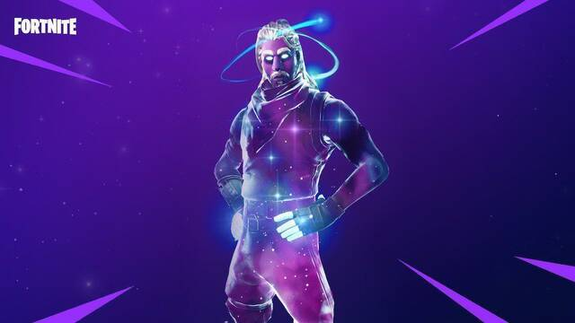 Fortnite Battle Royale cuenta con una skin exclusiva para Samsung
