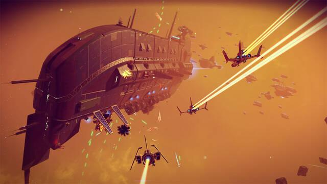 Todo sobre las mejoras de exotraje, multiherramienta y naves - No Man's Sky NEXT