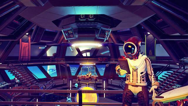 Tipos de naves, cargueros, fragatas y exocraft - No Man's Sky NEXT