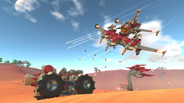 El 'sandbox' táctico TerraTech estrena tráiler de lanzamiento