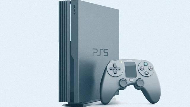 Un artista francés imagina cómo sería PlayStation 5