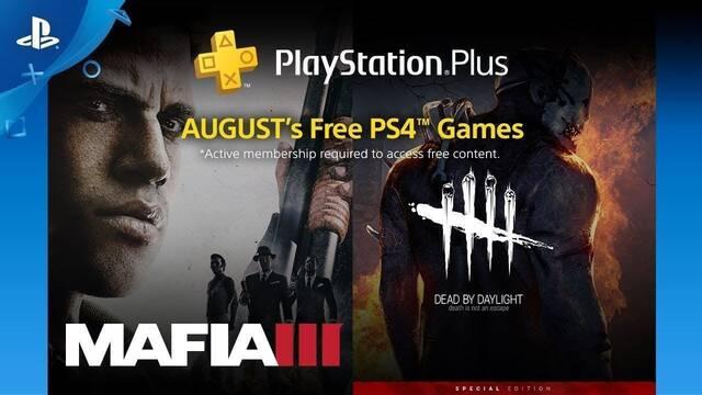 Ya disponibles los juegos de PS Plus de agosto 2018