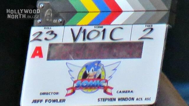 Se filtran nuevas fotos del rodaje de Sonic The Hedgehog