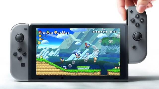 Rumor: New Super Mario Bros. U podría llegar a Nintendo Switch