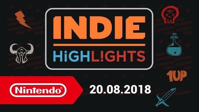 Nintendo anuncia hasta 16 nuevos indies en su vídeo 'Indie Highlights'