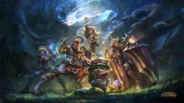 Riot sobre el controvertido tuit que apuntaba a un MMO de League of Legends