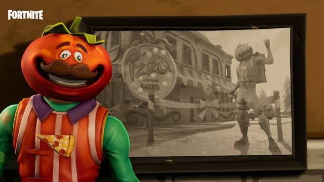 Cabeza de Tomate podría ser protagonista de un nuevo evento en Fortnite