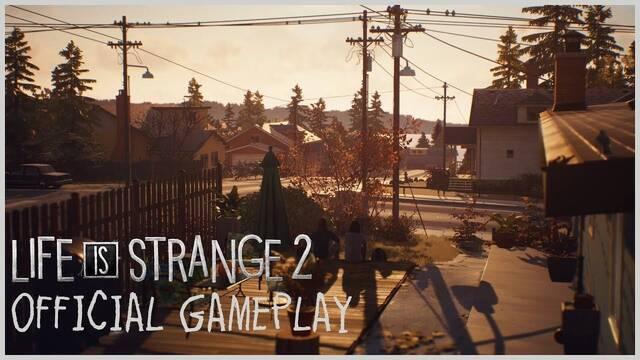 20 minutos de la jugabilidad de Life is Strange 2