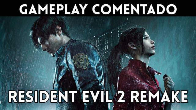 Gameplay comentado en español de Resident Evil 2 Remake