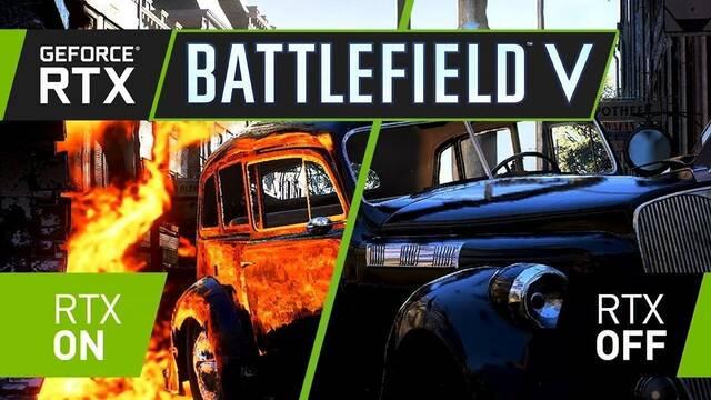 Nvidia muestra una demo de Battlefield 5 con la tecnología Ray Tracing