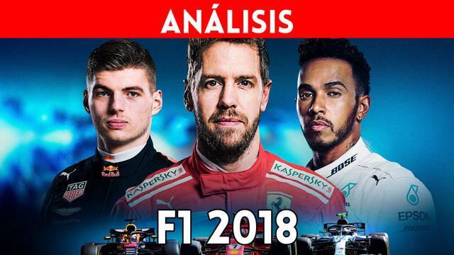 Videoanálisis de F1 2018