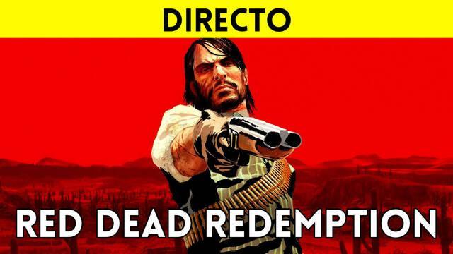 Jugamos en directo a Red Dead Redemption a partir de las 19:00