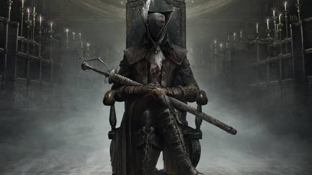 Descubren contenido inédito de Lady María en el DLC de Bloodborne