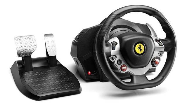 Volantes y mandos compatibles con F1 2018 (PS4, Xbox One, PC)