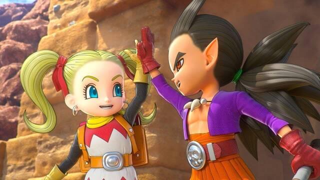 Dragon Quest Builders 2 muestra su jugabilidad en vídeo