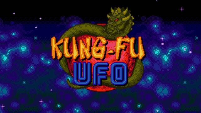 Mega Drive tendrá un juego nuevo: Kung-Fu UFO, un plataformas y beat'em up