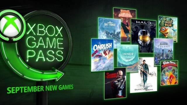 Xbox Game Pass añadirá a Quantum Break, Halo: MCC y más en septiembre