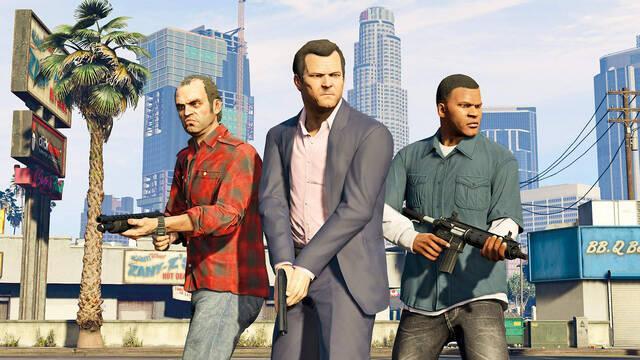 Grand Theft Auto 5 supera los 100 millones de unidades vendidas