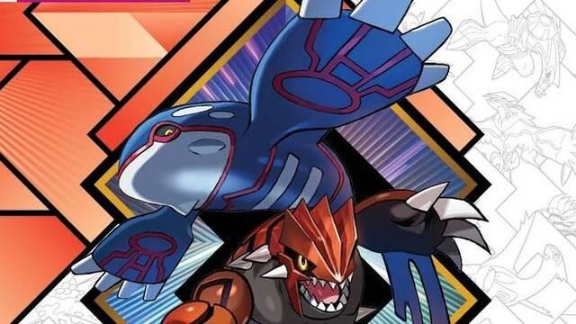 Los Pokémon Legendarios Groudon y Kyogre llegan gratis a GAME